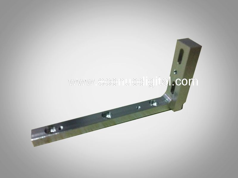 EM2086 A model printhead solplate left holder